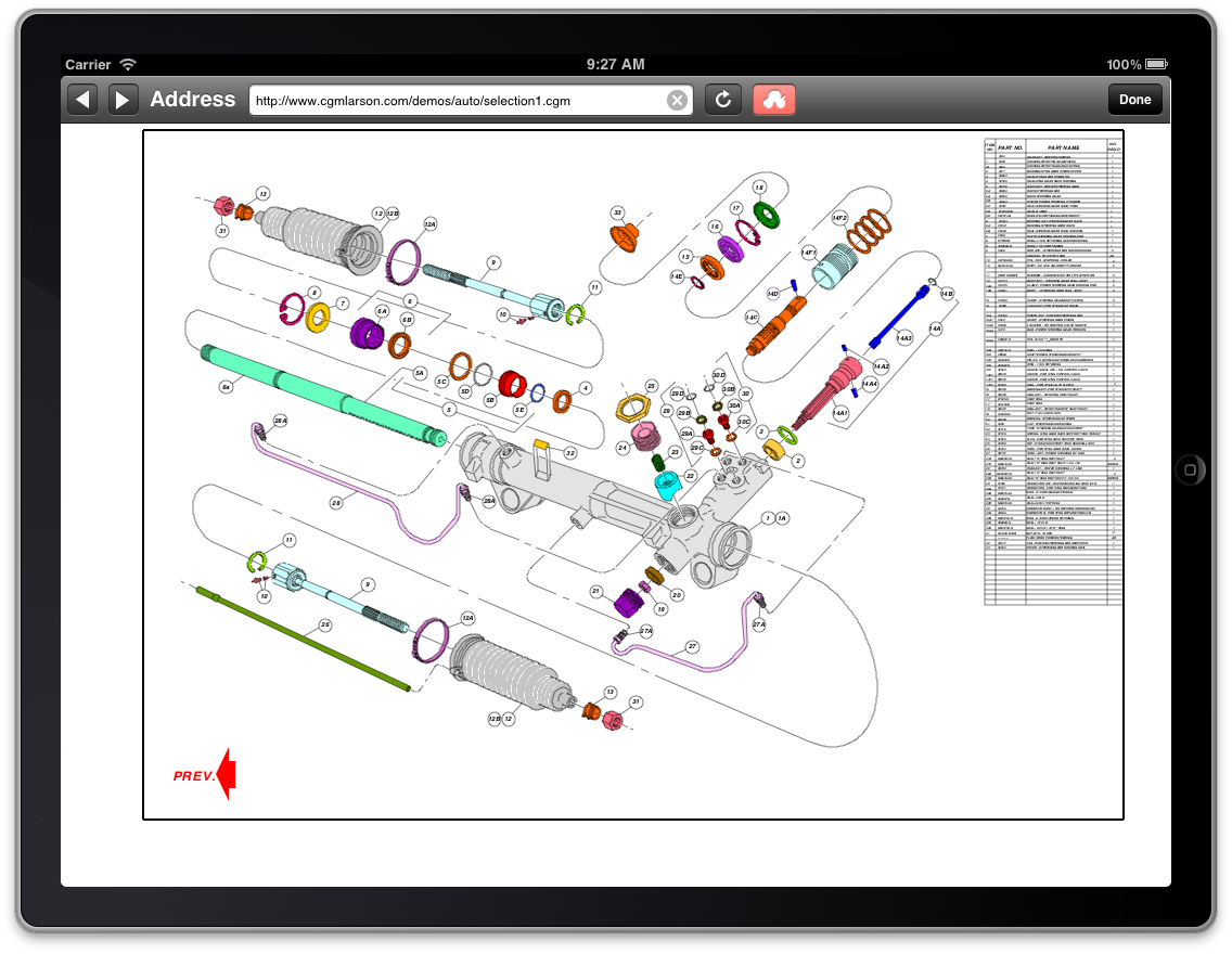 Wiring Diagram App For Mac : Ivizex for ipad view cgm tiff app